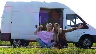 SO leben wir im Campervan! mit Bonnytrash