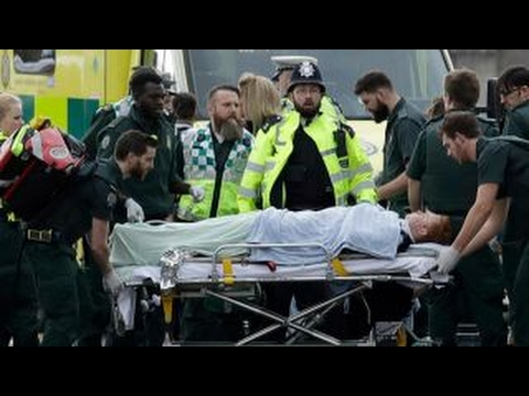 Scotland Yard: At least four dead in London terror attack