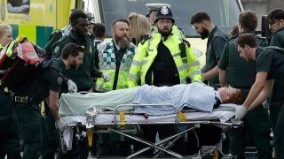 Scotland Yard: At least four dead in London terror attack