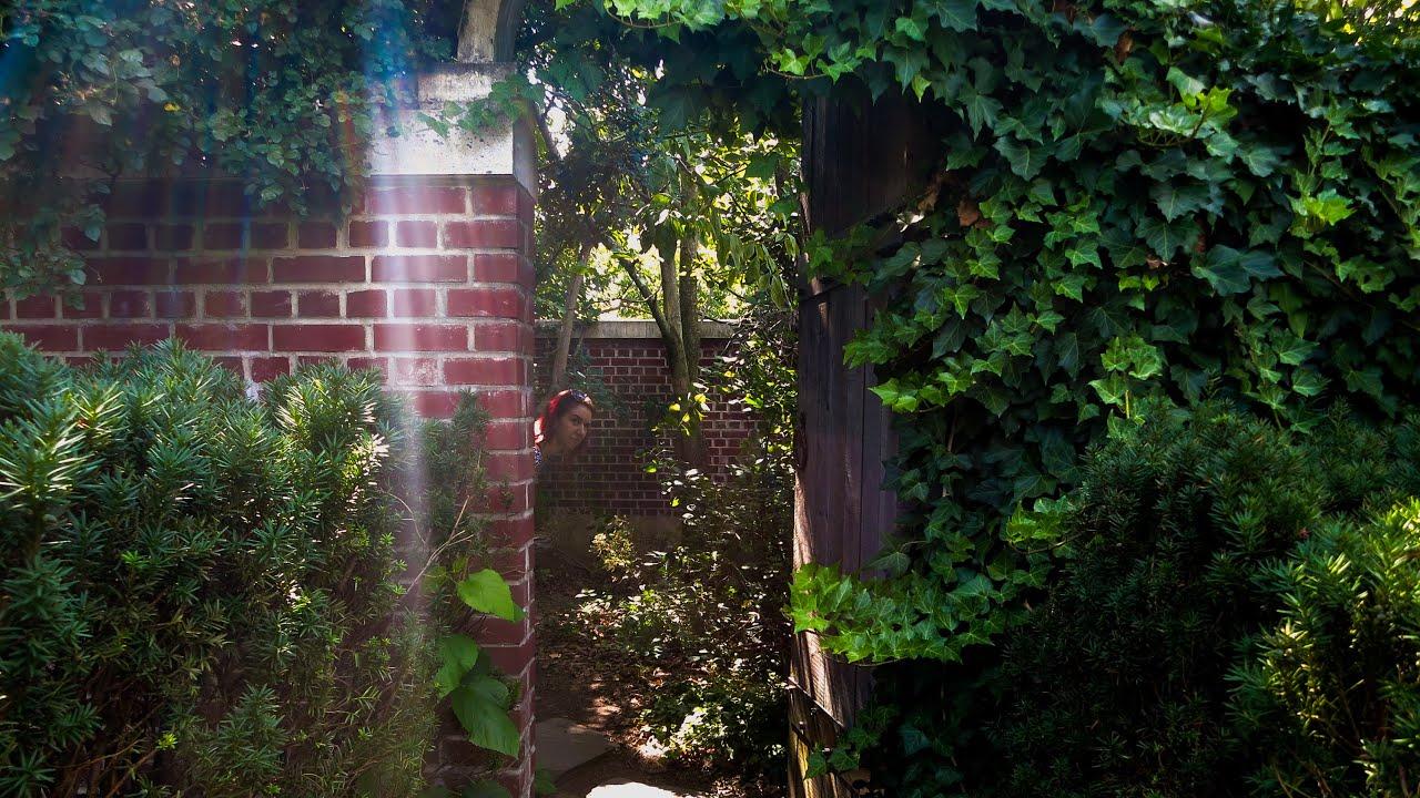 A Secret Garden Snug Harbor Staten Island Youtube