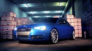 Audi S5 | Vossen CVT Directional Wheels | Rims