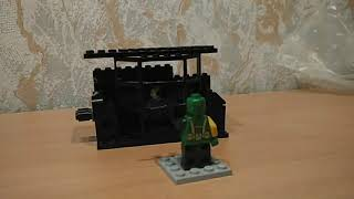 Заключительная серия . Мини Лего фильм. Убей боса