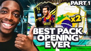 THE CRAZIEST PACK OPENING EVER! TWO ICONS AND INSANE IF'S!
