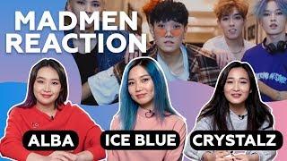 MadMen - Ulala Reaction   Alba, С.С.TAY, Ice Blue & Crystalz