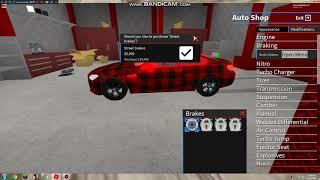 roblox Vehicle Simulator bmw m6 tuning