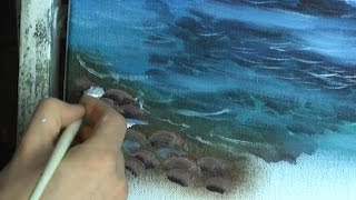 Clear Waters - Painting Lesson