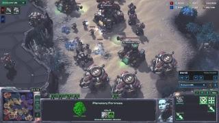 StarCraft 2 - Season: még mindig terran 28 - Liberátoros védekezés zerg