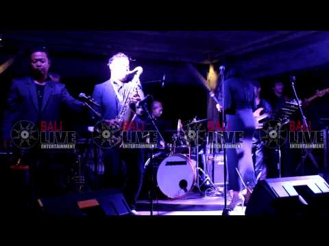 "Bali Bossa Band- Big Band- ""Isn't she lovely"" by Gustu Brahmanta (dr) & Friends"
