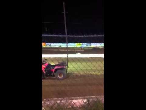 Az outlaw dwarf cars prescott valley raceway 8-24-2013