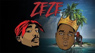 2Pac amp Biggie ZeZe Remix ft Tyga