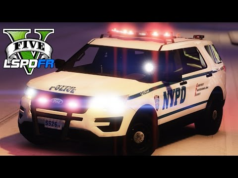 GTA 5 - LSPDFR Ep178 - NYPD Christmas Eve Special!!