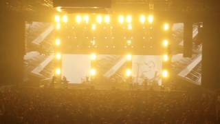 A-ha Take on me live DNB Arena May 5th 2016 Stavanger, Norway