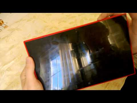 Nokia Lumia 2520 Sleep Bug