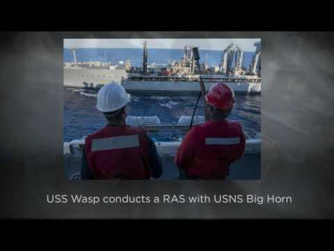 U.S. Naval Forces Europe-Africa Week in Review: August 25, 2016