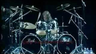 Fritz Randow Drum Solo (SAXON)_WwW.HardNHeavyTR.Com