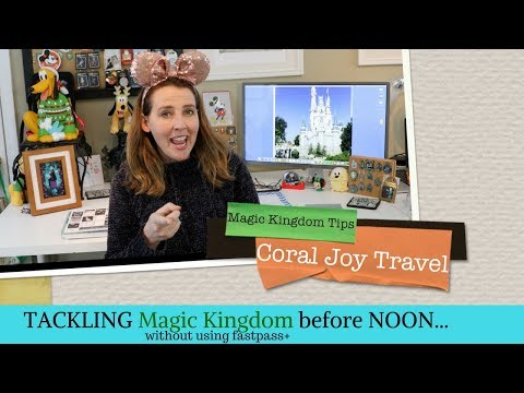 MAGIC KINGDOM Tips and Tricks!  Walt Disney World 2018
