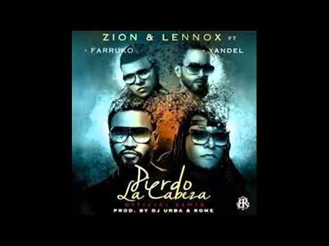 Pierdo la Cabeza (Remix) DJ PEDRO - Zion y...