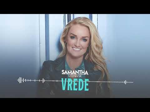 Samantha Steenwijk - Vrede