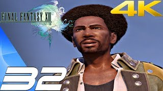 Final Fantasy XIII - Walkthrough Part 32 - Juggernaut Boss Fight [4K 60FPS]