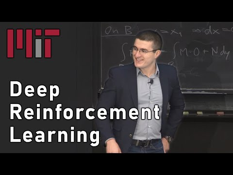 MIT 6.S094: Deep Reinforcement Learning for Motion Planning