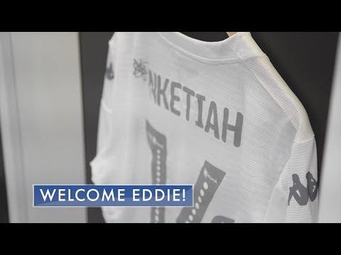 Welcome Eddie Nketiah! Forward Joins Leeds United On Loan From Arsenal