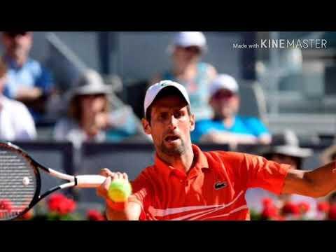 Novak Djokovic vs Dominic Thiem | semi-final Roland Garros 2019