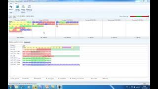 Microsoft Dynamics AX: planen von Jobs auf dem Kanban-planungstafel