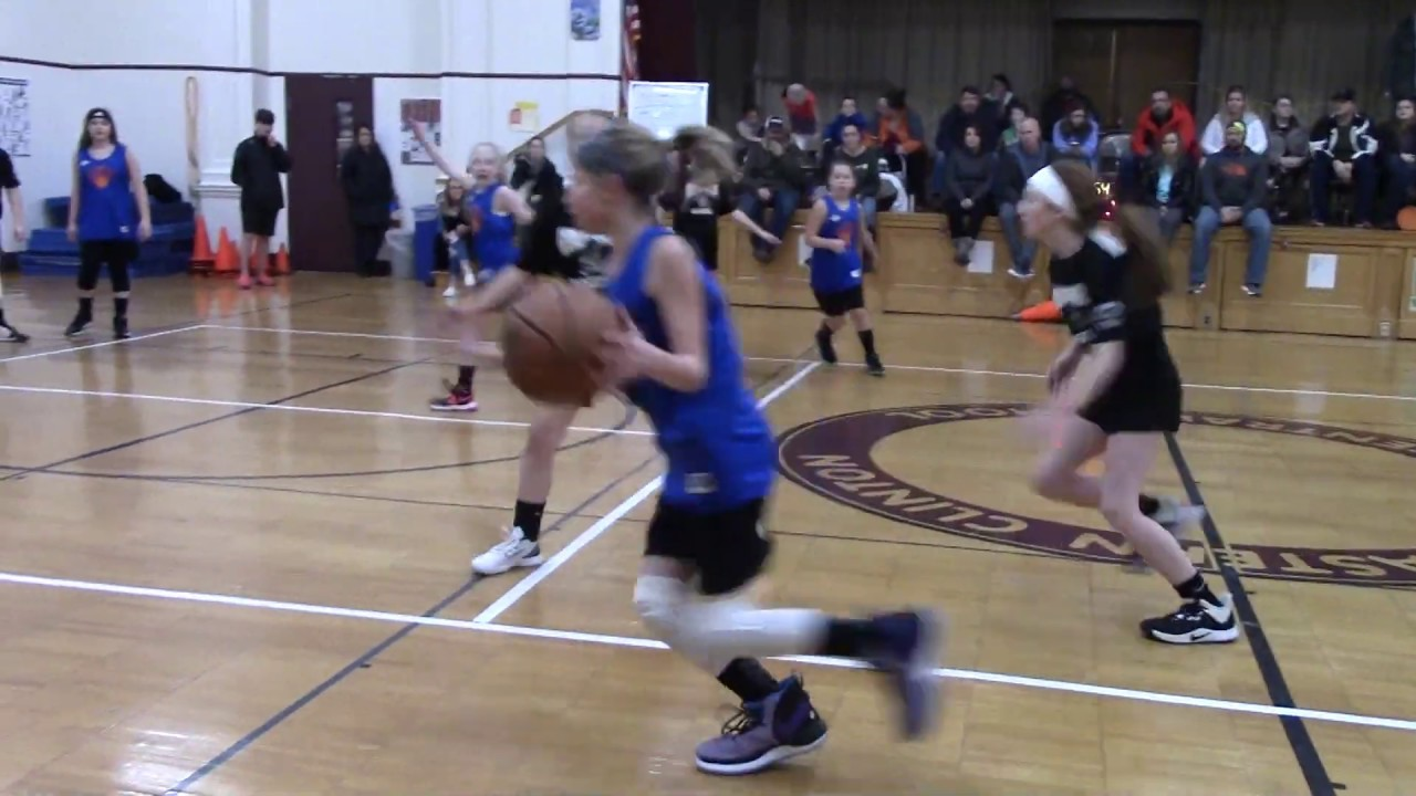 Champlain-Rouses Point - Chazy 5&6 Girls  1-17-20