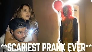 """IT"" CLOWN PRANK WENT TOO FAR (mini horror film)"