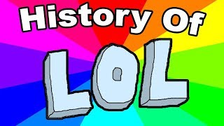 Who created the term LOL? A look into the origin and history of laughing out loud