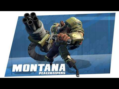 "Battleborn In-Game Music - ""Montana Song"""