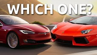 Electric car vs gas car: the differences