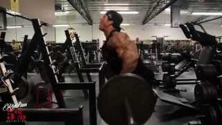 BENT OVER ROWS- DOING THIS SHIT RIGHT- Rich Piana