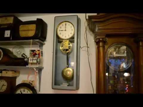 Telefonbau & Normalzeit Mutteruhr