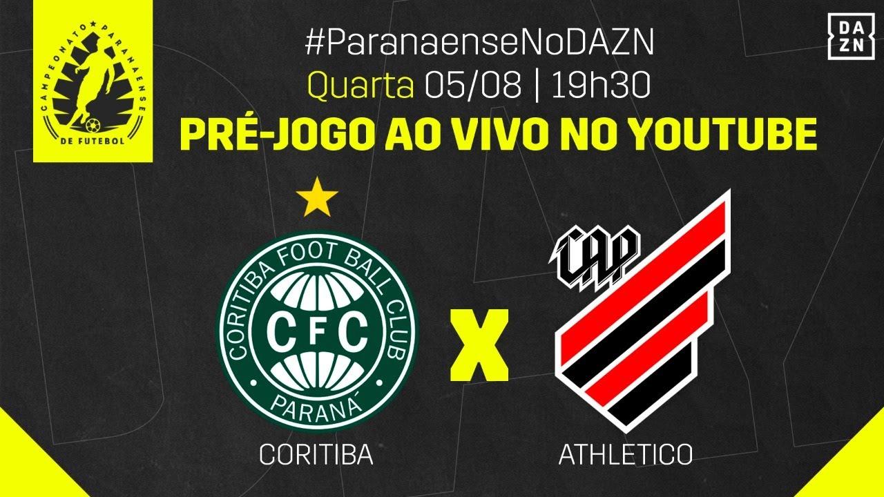 Pré-jogo Coritiba x Athletico | Final Campeonato Paranaense