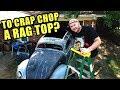 1956 VW Beetle Rag Top - Windows - Trim - Mid Day Q&A - 68