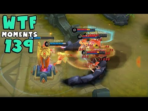Mobile Legends WTF Moments and Funny Moments 139