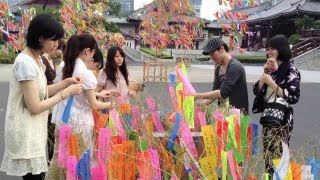 Tanabata, the Day of the Star Festival ~Zojoji Temple, Tokyo~ [iPhone 4S/HD]