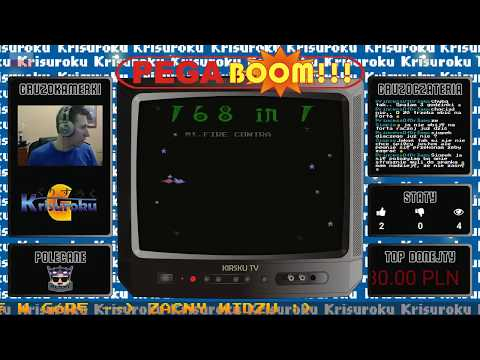 CB#108 PEGABOOM! Stream