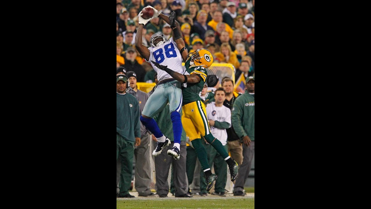 Dez Bryant CATCH vs Packers - YouTube