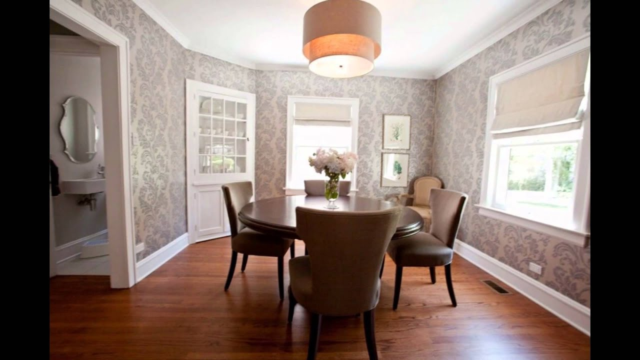 Simple dining room design in philippines example with for Great dining room ideas