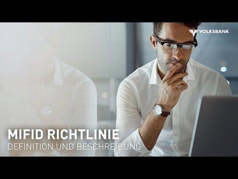 Volksbank - Was ist MIFID2?