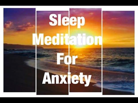 Bilssful Guided Sleep Meditation Meditation For Anxiety l Panic Attacks | Depression &  Nervousness