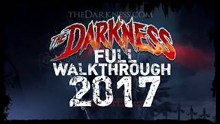 Darkness 2017 Full Haunted House Walkthrough POV