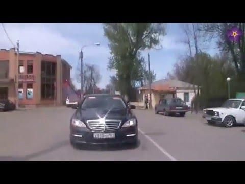 Автопробег в честь геноцида армян ст.Егорлыкская (24.04.16)