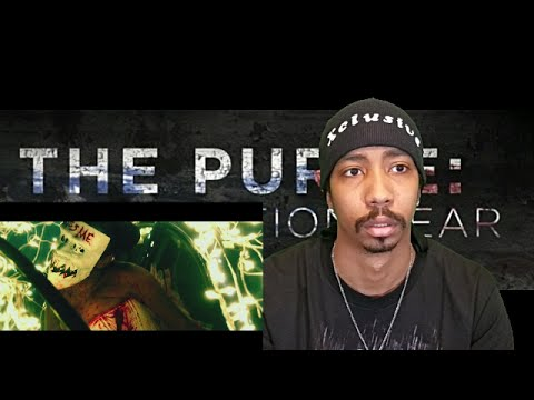 The Purge: Election Year - Official Trailer 2 Reaction