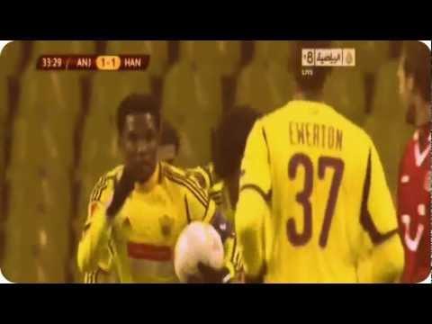 Full HD anzhi vs hannover 96 3-1 goals 14/02/2013