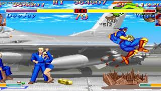 FightCade - Super Street Fighter X: tolist85 (Turkey) vs terenceSSB (The USA), 60 FPS