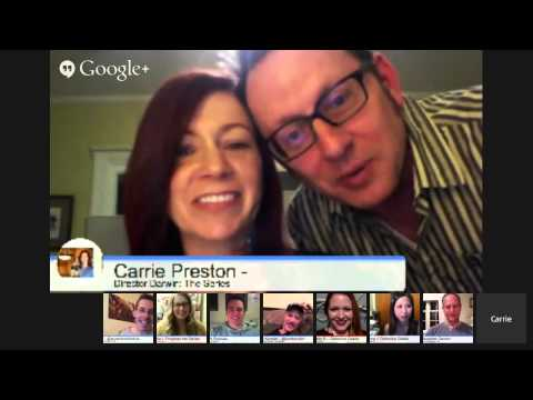 Carrie Preston and Michael Emerson's Cameo