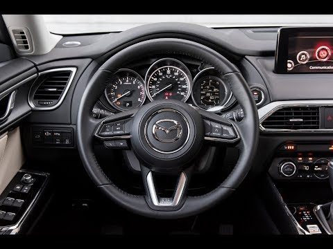 2017 Mazda CX9 Touring AWD Accessories
